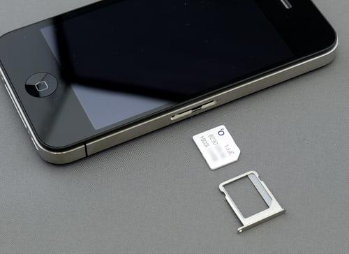 SIM card cloning