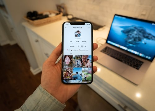 TikTok link opens in Safari instead of the app on iPhone